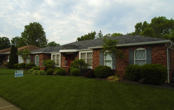 Residential Shingles – Estate Gray