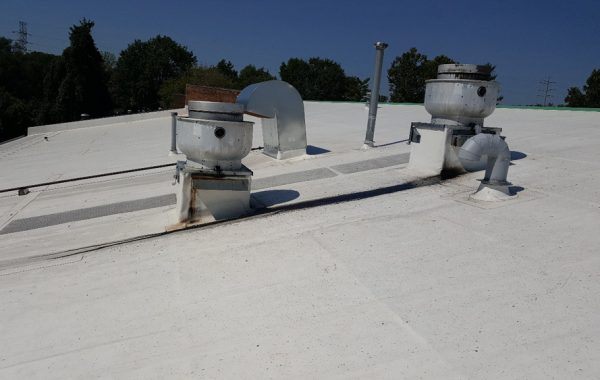 Old Orchard TPO Roof